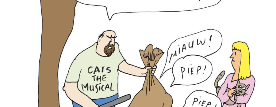"""Dossier dierenbeulen: """"Een hond is een wegwerpartikel geworden, letterlijk: ze gooien ze over het hek."""""""