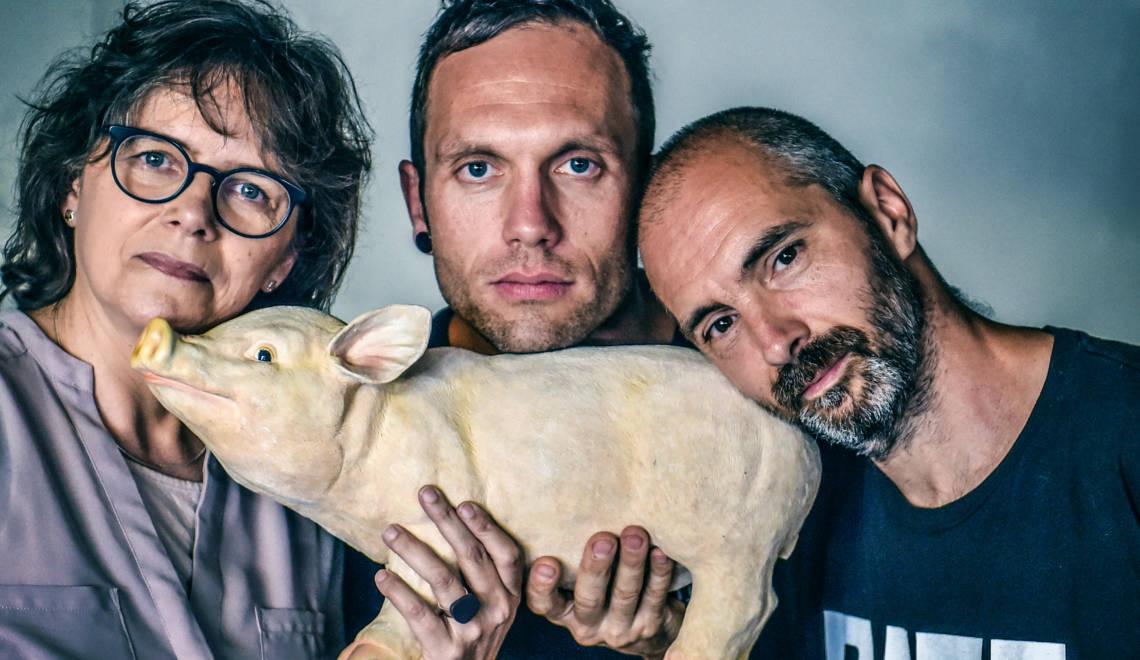 Nooit meer vlees: HUMO sprak met dierenactivisten