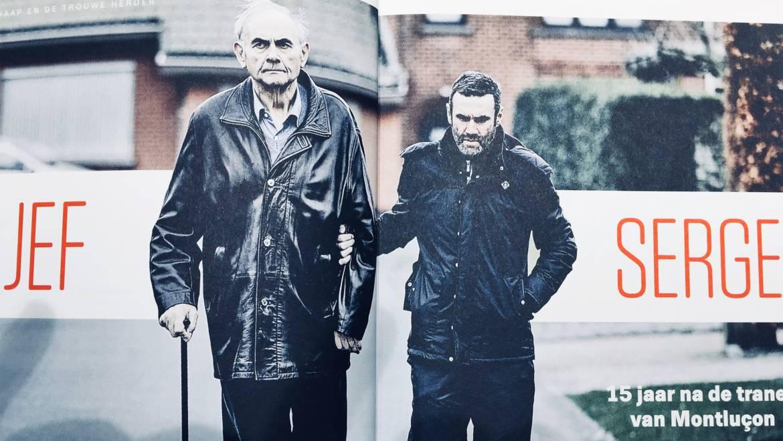 Jef en Serge: 15 jaar na Montluçon
